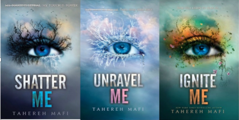 shatter-me-series